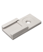 1011-026-0205 Deutsch DT Series Plastic Mounting Clip