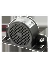 """BBS87 87dB """"Broadband"""" Sound Reverse Alarm 12-24V"""
