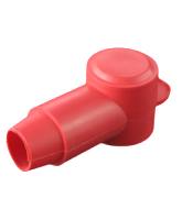 BLC200R Battery Lug Cover – 2-0B&S Cable – Red