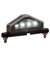 QVLED70W LED License Plate Lamp