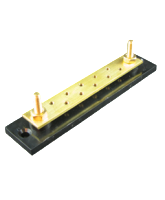 M449B 10 Circuit Brass Bus Bar – 36A