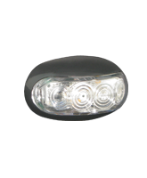 LED50W LED Clear Front Marker Lamp