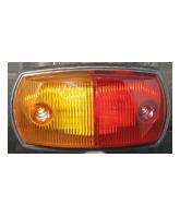 LED60AR LED Red/Amber Side Marker Lamp
