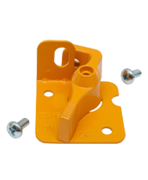 QV24505Y Yellow Isolator Lever Lockouts