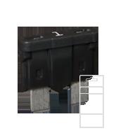 QVATOF1BL 1 Amp Standard ATO Blade Fuse