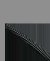 QVCST725 Split Tubing 7mm ID – 25m Roll