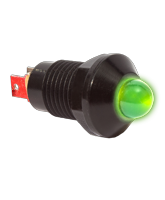 LEDPLGMV Green LED Heavy Duty Pilot Lamp