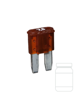 QVMIC27/25 7.5 Amp Micro 2 Blade Fuse