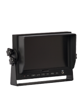 QVMN27 7″ Replacement LCD Reverse Camera Monitor 10-32V
