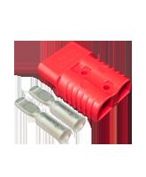 QVSY175R 175A Red Anderson Plug
