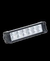 QVWL12D5F 60W High Powered LED Double Row Bar Lamp – Flood Beam