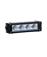 QVWL4V10F 40W High Powered LED Bar Lamp – Flood Beam