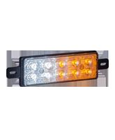 QVBBAW Heavy Duty LED Bullbar Indicator / Park Lamp