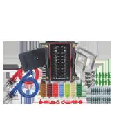 QVPDMKIT001 20 Circuit Mini Fuse Block Kit