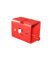 LS11004-01 Red Locksafe Lockout to suit QV75910, 75912B & 75907B