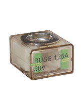 MRBF125 125A Green Battery Fuse