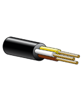 3303C 3mm 3 Core Trailer Cable