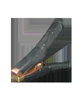 QVBC600B Black Jumper Lead Clamp