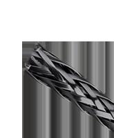 QVSSP008 8mm Guard Tough Nylon Flat Filament