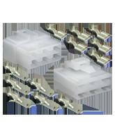 QVC6BL 6 Pin QK Reverse Type Connector Kit