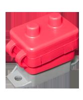 SWE-CBBRR Red Circuit Breaker Cover