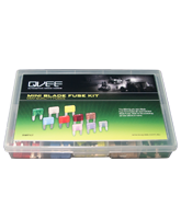 QVMBFKIT Mini Blade Fuse Assortment Kit
