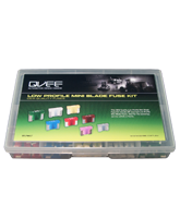 QVLPMKIT Low Profile Mini Blade Fuse Assortment Kit