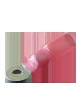 CTWP01 Red Heatshrink 3.5mm Ring Terminal