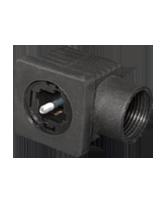 DP9343931 DIN Plug 2 Pin + Earth