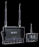 QVCMN7W 7″ Wireless Reverse Camera Kit 10-32V