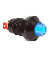 LEDPLBMV Blue LED Heavy Duty Pilot Lamp