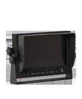 QVMN27 7″ Replacement LCD Reverse Camera Monitor 10-32V