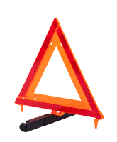 QVST3P Warning Safety Triangles Set of 3