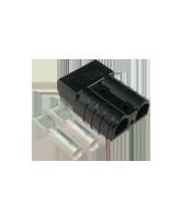 QVSY50B 50A Black Anderson Plug