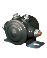 24063-08 24V 65A Continuous Duty Solenoid with PVC Coating