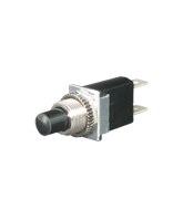 C936 SPST Off/On (Mom) Push Button Switch
