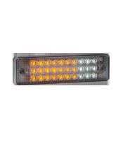 QVBBAWS Heavy Duty LED Bullbar Indicator Park Lamp