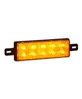 QVBBAA Heavy Duty LED Bullbar Indicator Lamp