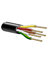 2305C 2mm 5 Core Trailer Cable