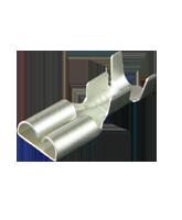 804501BL2 Uninsulated Female Spade Terminal