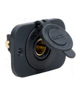 QVPSFMM Single Flush Mount Merit Socket