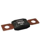 QVMEG040BL 40 Amp Mega Fuse