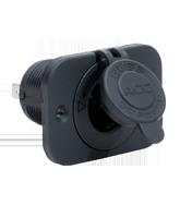 QVPSFMA Single Flush Mount Accessory Socket