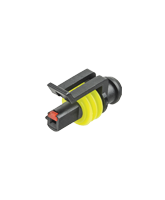 QV282079-2 Superseal 1 Circuit Male Housing