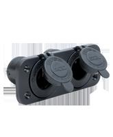 QVPSFM2AE Twin Flush Mount Accessory / Engel Socket