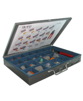KITDTTOOL DT Assortment Kit with Metal Case & Tool