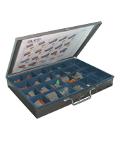 KITDT DT Assortment Kit with Metal Case
