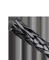 QVSSP012 12mm Guard Tough Nylon Flat Filament