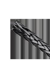 QVSSP006 6mm Guard Tough Nylon Flat Filament
