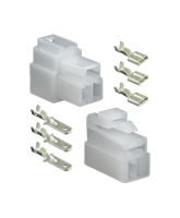 QVC3BL 3 Pin QK Reverse Type Connector Kit